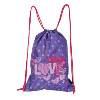 Pulse torba za patike love x120449