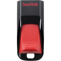 SanDisk Usb Flash Cruzer Edge 4GB black