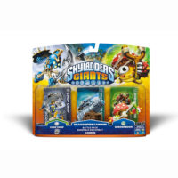 Skylanders GIANTS Battle Pack 1 (Chop Chop + Shroomboom + Dragonfire Cannon)