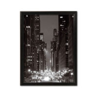 Slika Night Lights 50 x 70 cm
