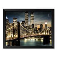 Slika Shiny New York 60x90