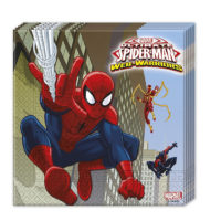 Procos Party Spiderman Salvete 20kom 85154
