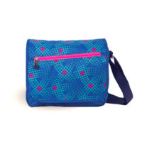 Pulse Torba Na Rame Cots Blue Dots x20815
