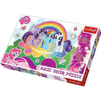Trefl Magic Decor Zidna Slagalica My Little Pony 14605