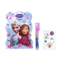 Set Frozen EDT 9.5ml+Stikeri+Bookmark
