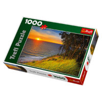 Trefl Puzzle Sunrise At The Baltic Sea 1000 kom
