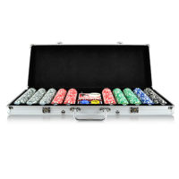 Royal Flush Poker Set 500
