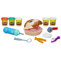 Hasbro Play Doh Plastelin Set Zubar B5520