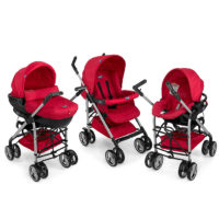 Chicco Trio Kolica Sprint Red Passion 79366.64
