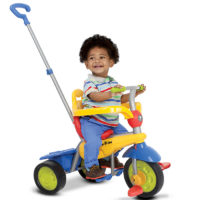 SmarTrike Breeze Multicolor tricikl 3u1 6090400