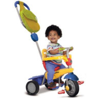 SmarTrike Breeze Multicolor Gl tricikl 3u1 6160100