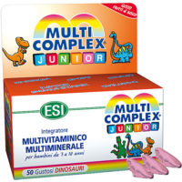 Esi Multicomplex Junior - multivitaminske tablete za žvakanje