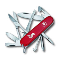 VICTORINOX nož FISHERMAN 91mm crveni