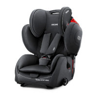 Recaro Dečije Auto Sedište Young Sprot Hero Performance Black