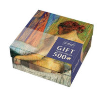 Trefl Puzzle Degas - After The Bath 500 kom + poster 37216