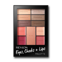 Revlon Eyes, Cheek + Lips paleta za oči, obraze i usne
