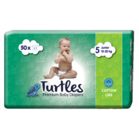 Turtles Pelene Junior 5, 50 komada, 12-25kg