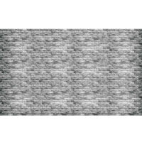 Fototapeta Gray Brick Wall 368 x 254