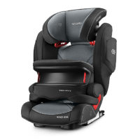 Recaro Auto Sedište Monza Nova 2 IS Seatfix Carbon Black