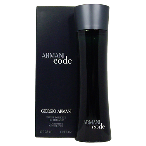 official shop good selling cheap for sale Giorgio Armani Code 125ML EDT