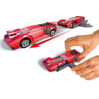 Transformers auto Sideswipe mission racer 203112002