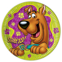 Procos Party Tanjirići Scooby Doo Fun 81178