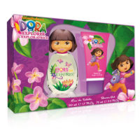 Dečiji parfem Dora The Explorer Edt 50ml i gel za tuširanje 75ml