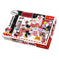Trefl Puzzle Crazy Shopping Minnie 60 kom