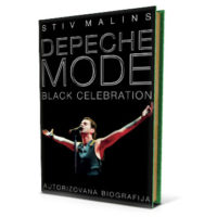 DEPECHE MODE - Black celebration, Stiv Malins