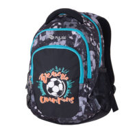 Pulse Ranac Teens Black Football
