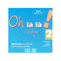 Oh la la College 2 - CD