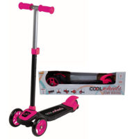 Trotinet Cool Wheels roze sa tri tocka Twist FR57898