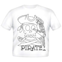Just Add A Color Majica Pirate 757