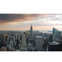 Fototapeta New York City Empire State Building Manhattan 368 x 254