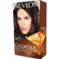 Revlon ColorSilk Farba Za Kosu 20_Brown Black