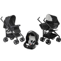 Chicco Trio Kolica Sprint BlackNight 79366.41