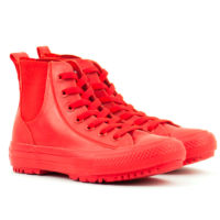 Converse starke Chuck Taylor All Star Chelsea Boot Translucent Rubber 553265C