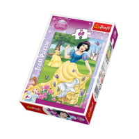 Trefl Puzzle Butterflies And Snow White 60 kom