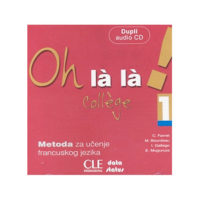 Oh la la College 1 - CD