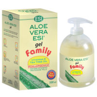 Aloe vera ESI family  gel  500 ml