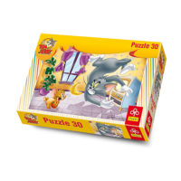 Trefl Puzzle Tom & Jerry 30 kom
