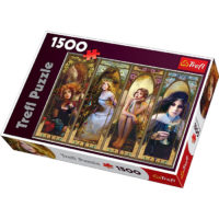 Trefl Puzzle Fantasy Collage 1500 kom