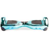 Umbrella HOVERBOARD S36 BLUETOOTH CHROME LIGHT BLUE