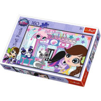Trefl Puzzle Littlest Pet Shop 160 Delova 15326