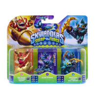 Skylanders SWAP Force Triple Pack C (Star Strike + Gill Grunt + Trigger Happy)