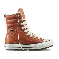 Converse starke Chuck Taylor All Star Hi-Rise Boot Leather + Fur 553390C