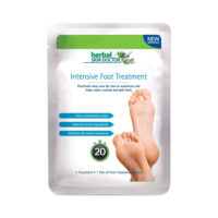 Intensive Foot Treatment - Papučice za mekana i nežna  stopala
