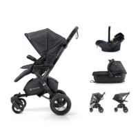 Concord NEO kolica za bebe TRAVEL-SET 3u1 Cosmic black