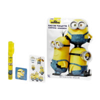 Minions Set  EDT 9.5ML+Stikeri+Bookmark