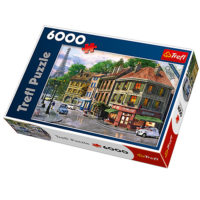 Trefl Puzzle Street Of Paris 6000 kom 65001